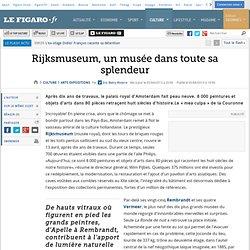 Rijksmuseum, un musée dans toute sa splendeur