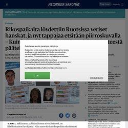 Rikospaikalta löydettiin Ruotsissa veriset hanskat, ja nyt tappajaa etsitään piirroskuvalla – Kuinka tarkkaan ulkonäön voi dna-näytteestä päätellä ja mikä on laillista? - Kotimaa