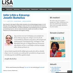 Lisa - Lärare i svenska som andraspråk - Välkomna