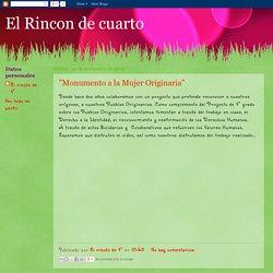 El Rincon de cuarto: noviembre 2012