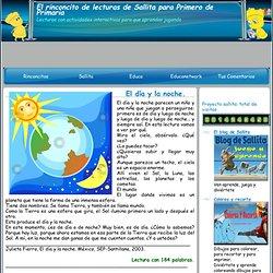 Rinconcito de lecturas: El día y la noche, lectura recreativa para primero de primaria