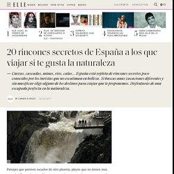 Rincones secretos en España para unas vacaciones en la naturaleza