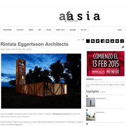 Rintala Eggertsson Architects