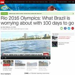 Rio 2016: #100daystogo