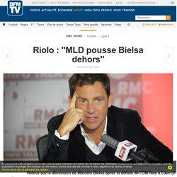 """MLD pousse Bielsa dehors"""