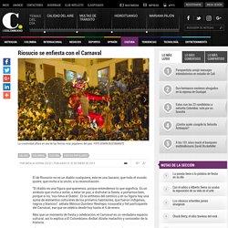 Riosucio se enfiesta con el Carnaval