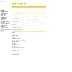 Rip Hopkins -