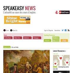 Rip van Winkle – Speakeasy News