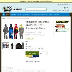Klim Ripsa Ventilated One Piece Mens Snowmobile Suits