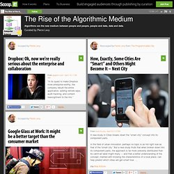 The Rise of the Algorithmic Medium