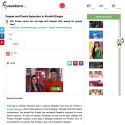 Rishab Plan To Expose Deepak Fake Love for Preeta