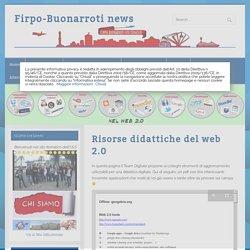 Risorse didattiche del web 2.0 – Firpo-Buonarroti news