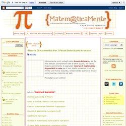 Risorse Di Matematica Per I Piccoli Della Scuola Primaria