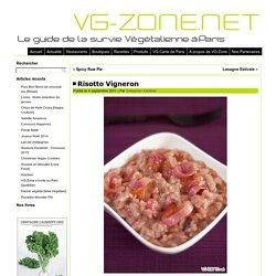 Risotto Vigneron - VG-Zone.netVG-Zone.net