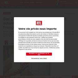 """Bac 2020 : le risque, """"c'est qu'il y ait autant de bac que de lycées"""", dit François Lenglet"""