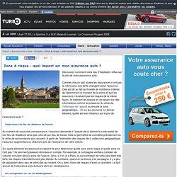 Zone à risque : quel impact sur mon assurance auto ? - avec Turbo.fr