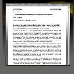 Revue 2011-3 - Riséo - risques, études et observations