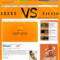 VS Fictions n°4 : Antoine Schlupp VS « Tremblement de terre »