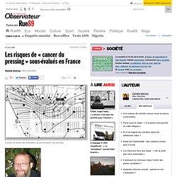 """Les risques de """"cancer du pressing"""" sous-évalués en France"""