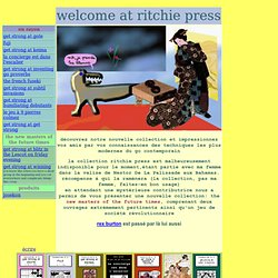 ritchie press