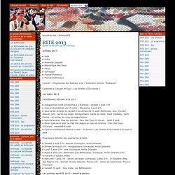RITE 2013 - [Les Bethmalais]