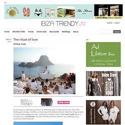 Fashion, shops and people from Ibiza