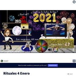Rituales 4 Enero by larreasabrina on Genially