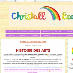 Rituels - Christall'Ecole