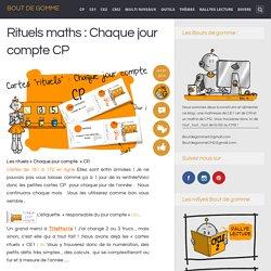 Rituels maths : Chaque jour compte CP