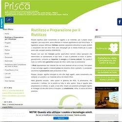 Riutilizzo e Preparazione per il Riutilizzo - Prisca Pilot Project