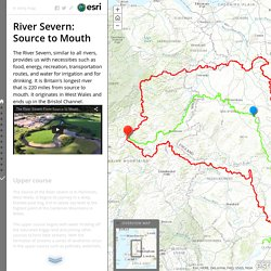 River Severn: Source to Mouth