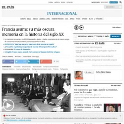 Rivesaltes: Francia asume su más oscura memoria en la historia del siglo XX