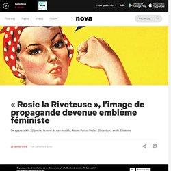 «Rosie la Riveteuse», l'image de propagande devenue emblème féministe