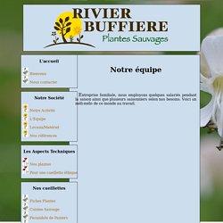 SCP Rivier-Buffiere : notre équipe