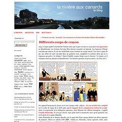 La rivière aux canards / blog d'un Français au Japon, à Kyoto: Différents coups de crayon