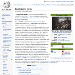 Rivoluzione belga