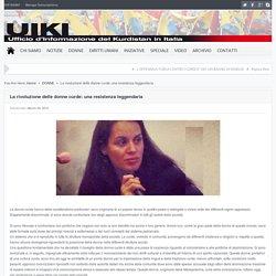 La rivoluzione delle donne curde: una resistenza leggendaria