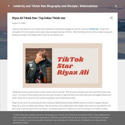 Top Indian Tiktok star