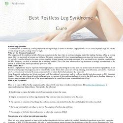RLS Remedy