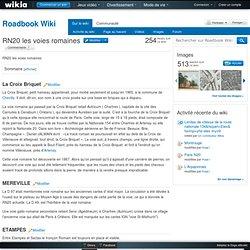 RN20 les voies romaines - Roadbook Wiki