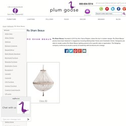 Ro Sham Beaux from Plum Goose