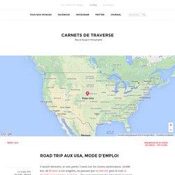 Road trip aux USA, mode d'emploi - États-Unis