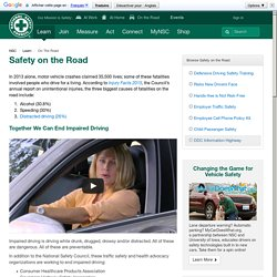 On the Road Safety Topics, Tips & Training from NSC.org
