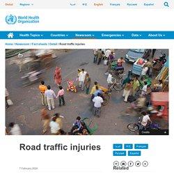 Road traffic injuries
