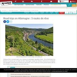 Road trips en Allemagne : 5 routes de rêve