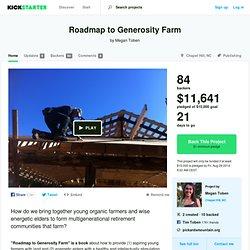 Roadmap to Generosity Farm by Megan Toben