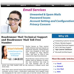 1-844-202-5571 Roadrunner Mail Tech Support