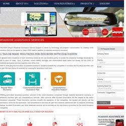 Roadside Assistance Insurance, Roadside Services for Insurers - Asia Medical Assistance