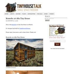 Roanoke 20 Alta Tiny House
