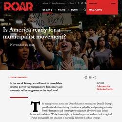 ROAR Magazine